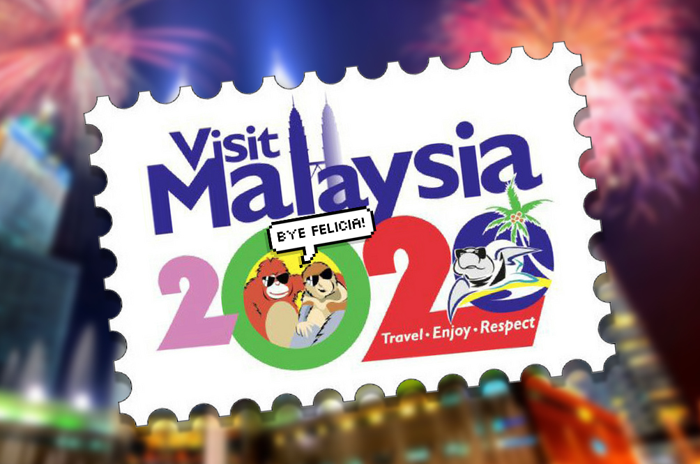 The Govt Wants To Get Rid Of The Smiling Orang Utan In The 'Visit Malaysia 2020' Logo