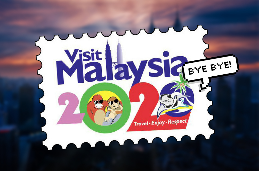 Finally! New 'Visit Malaysia Year 2020' Logo Set To Be Unveiled Soon