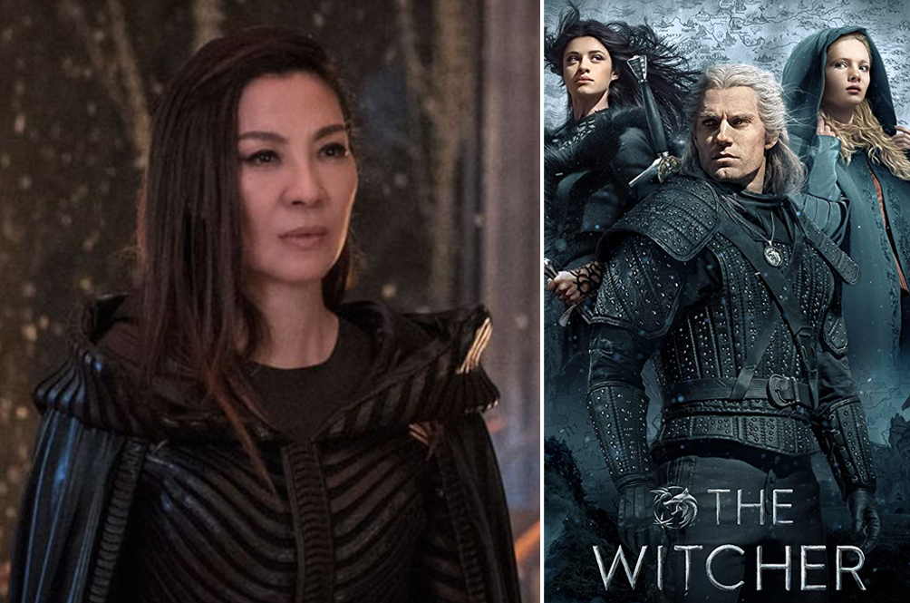Bewitchin': Local Actress Michelle Yeoh Set To Play A Sword-Elf In Netflix's 'The Witcher' Series