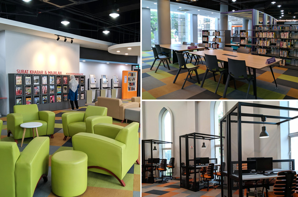 'Absolutely Fun And Colourful': Revamped KL Library Now Has More Books, Awesome Digital Facilities