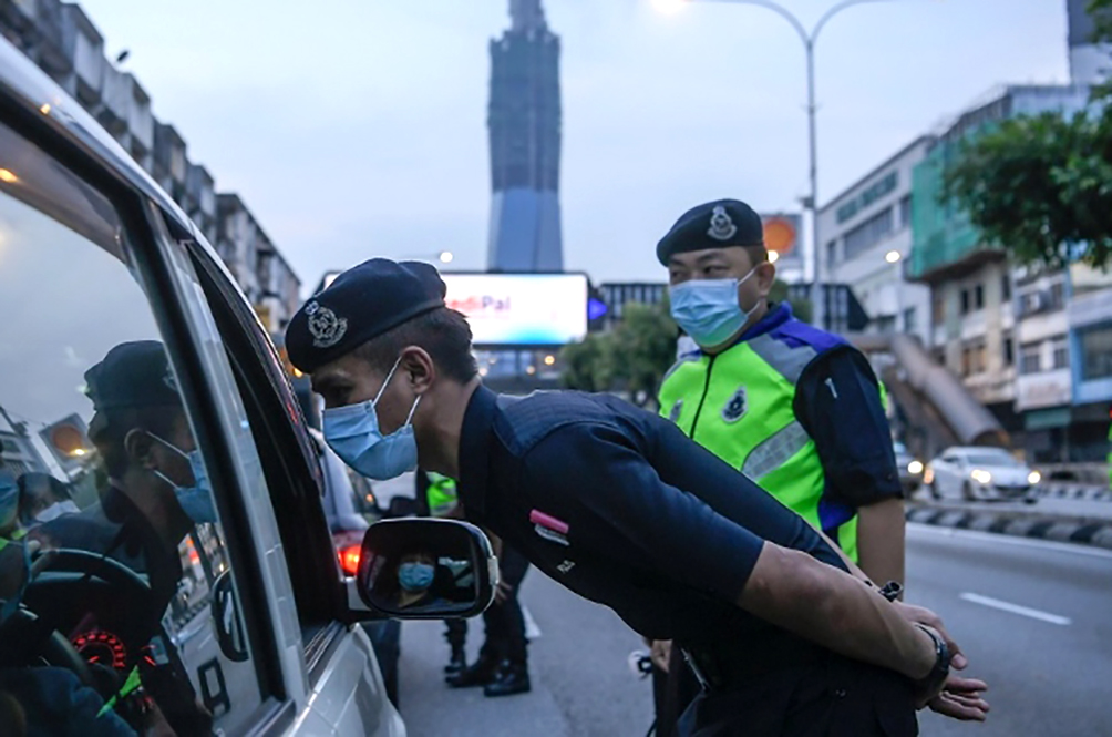 PDRM: No More Police Roadblocks During Recovery MCO Period