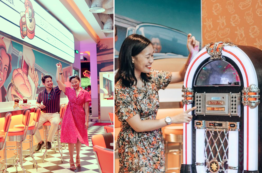 [PHOTOS] This New Retro A&W Outlet In Petaling Jaya Is Totally Instagram-Worthy