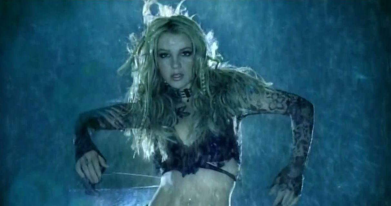 Britney has found her match.