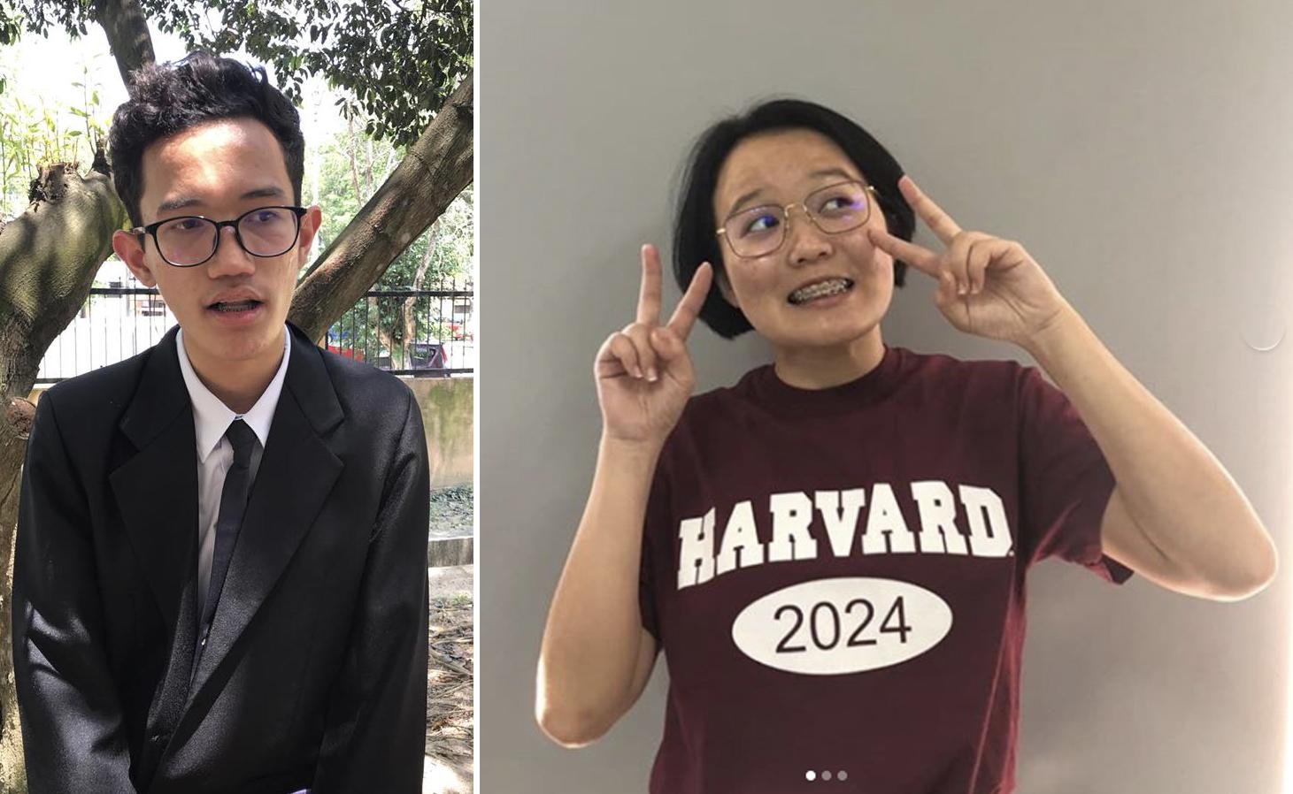 Congratulations, both of you.