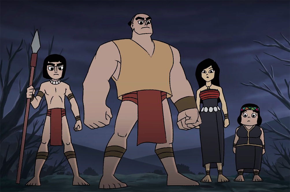 'Legend Of The Ancient Borneo' Is Malaysia's First Ever Kadazan Animated Short Movie