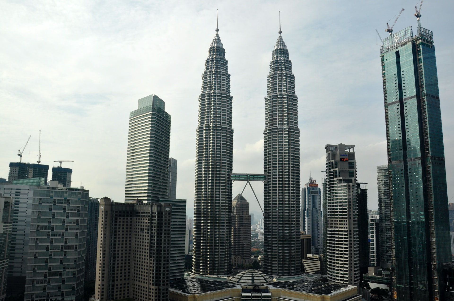 Malaysia is getting hotter.