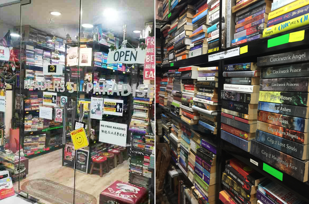 This Little Bookstore In KL Is Closing Down, So They're Offering Huge Discounts On Books