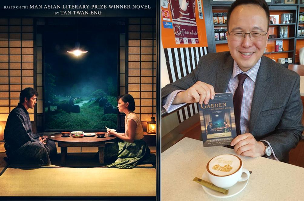 Author Tan Twan Eng On 'The Garden Of Evening Mists' Movie: 'It Looks Beautiful'