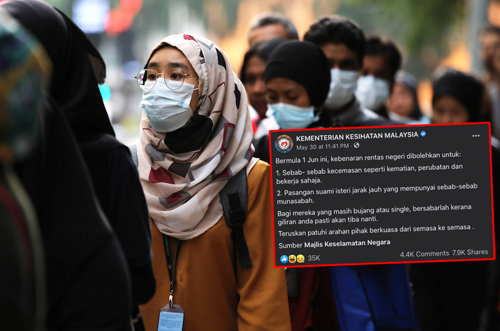 Health Ministry Zings Single Malaysians In Facebook Update, Single Malaysians 'Triggered'