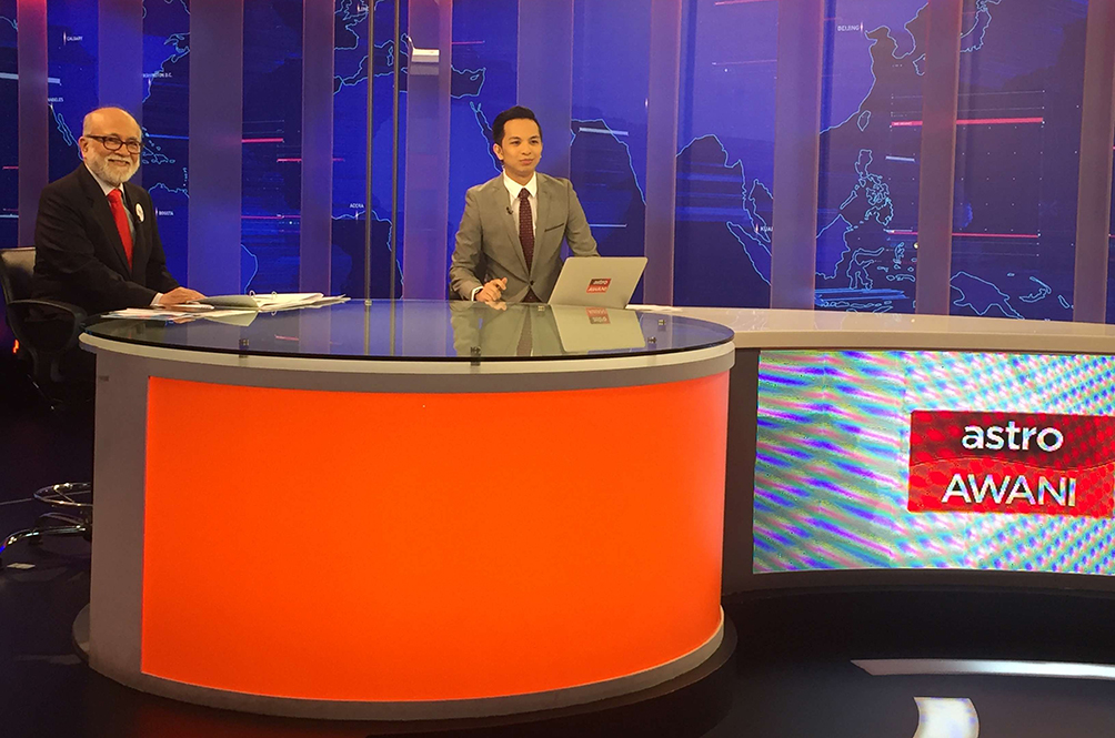 Good News: Astro Awani Is Malaysia's Most Trusted News Brand