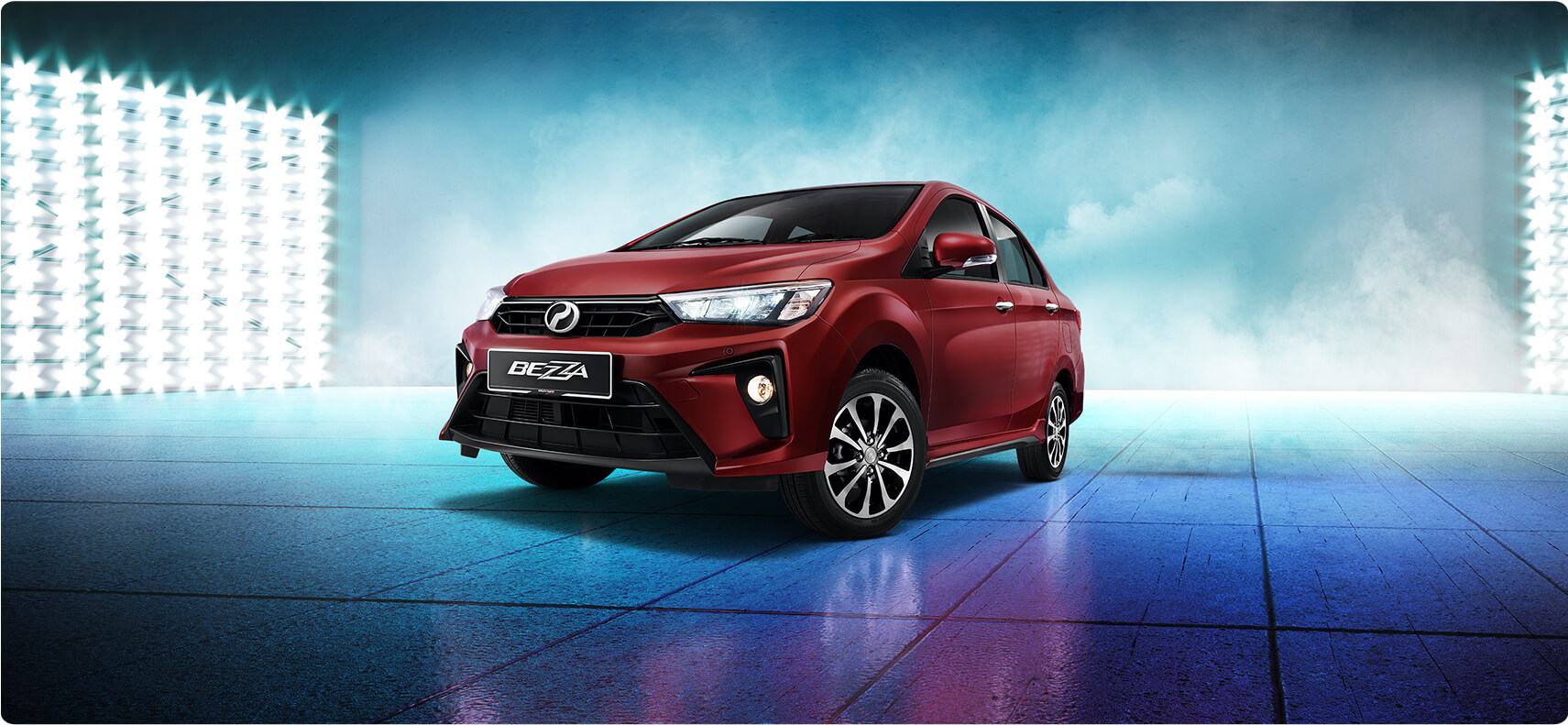 Love the new Perodua Bezza? Get it now!