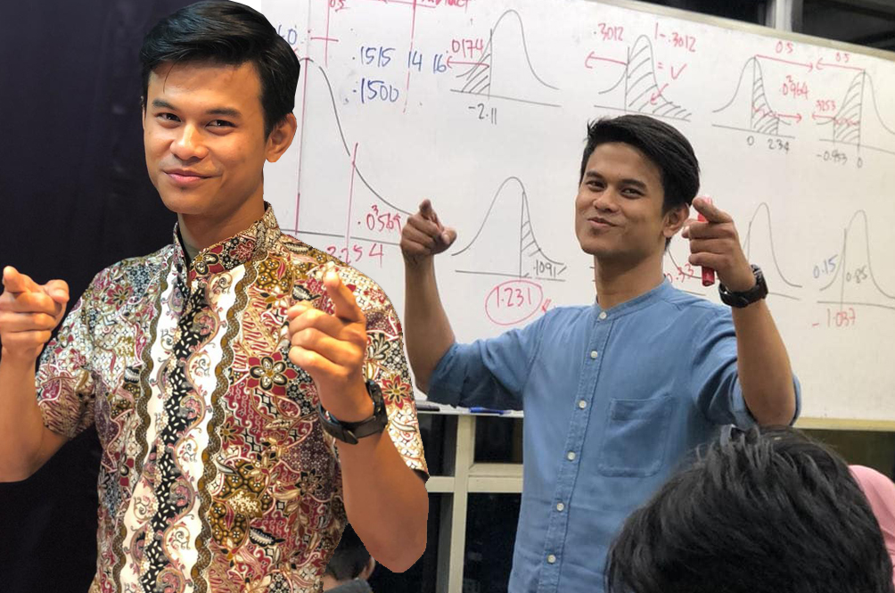 How This Local Teacher Uses Social Media To Teach And Make Add Maths Fun For His Students
