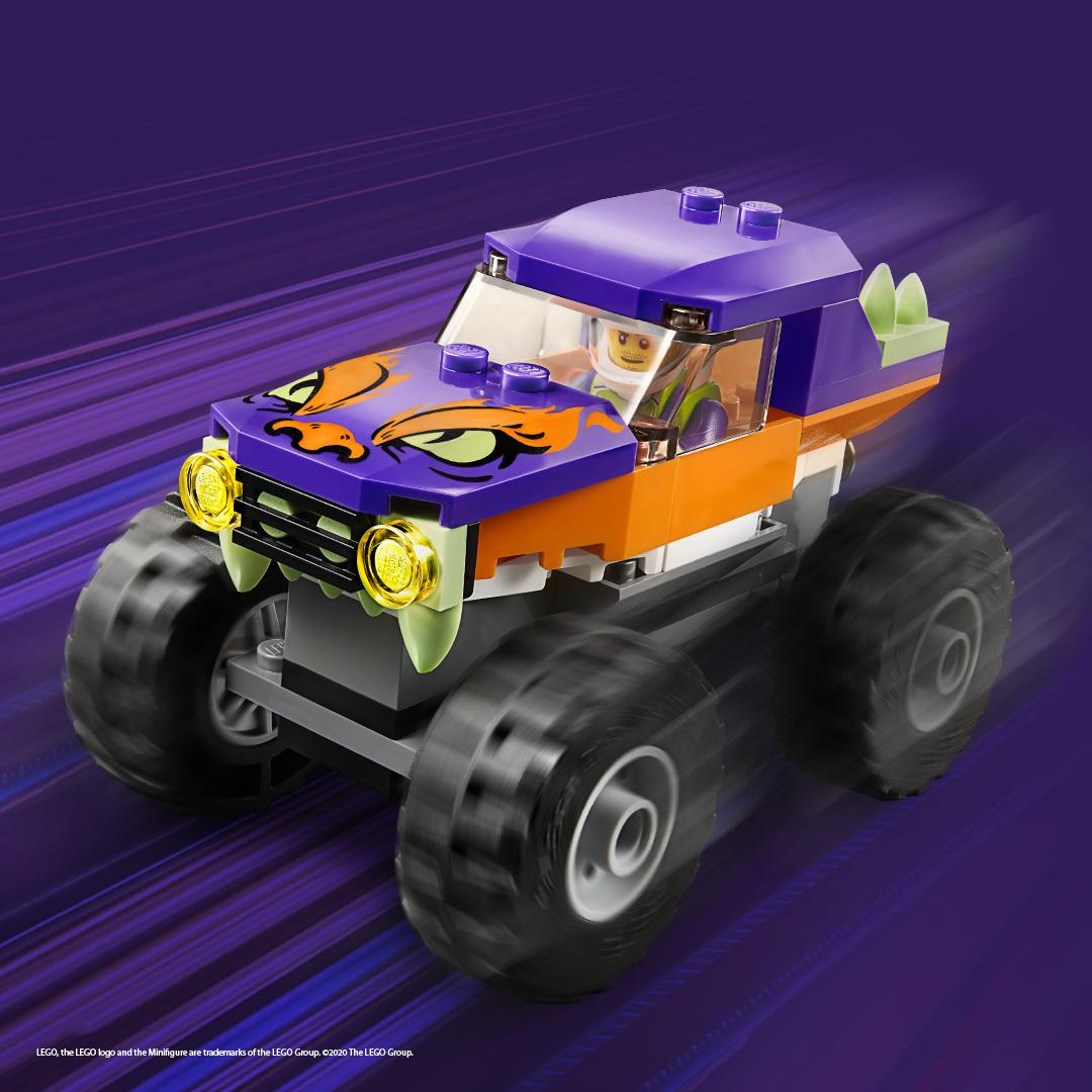 Who loves Monster Trucks growing up?