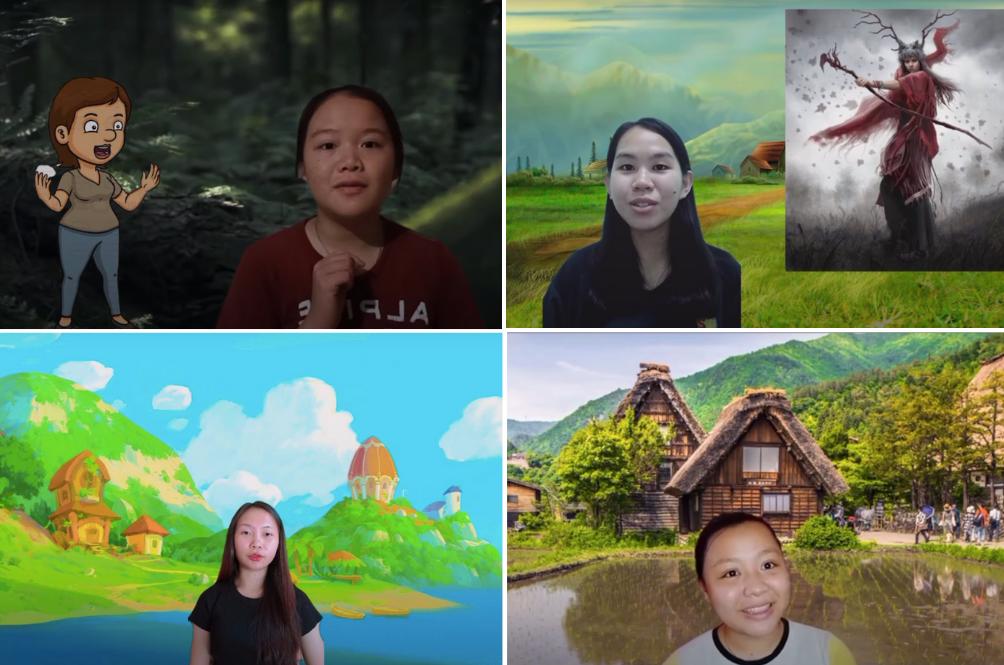 Sabah Students Win International Storytelling Competition After Narrating Local Folktales