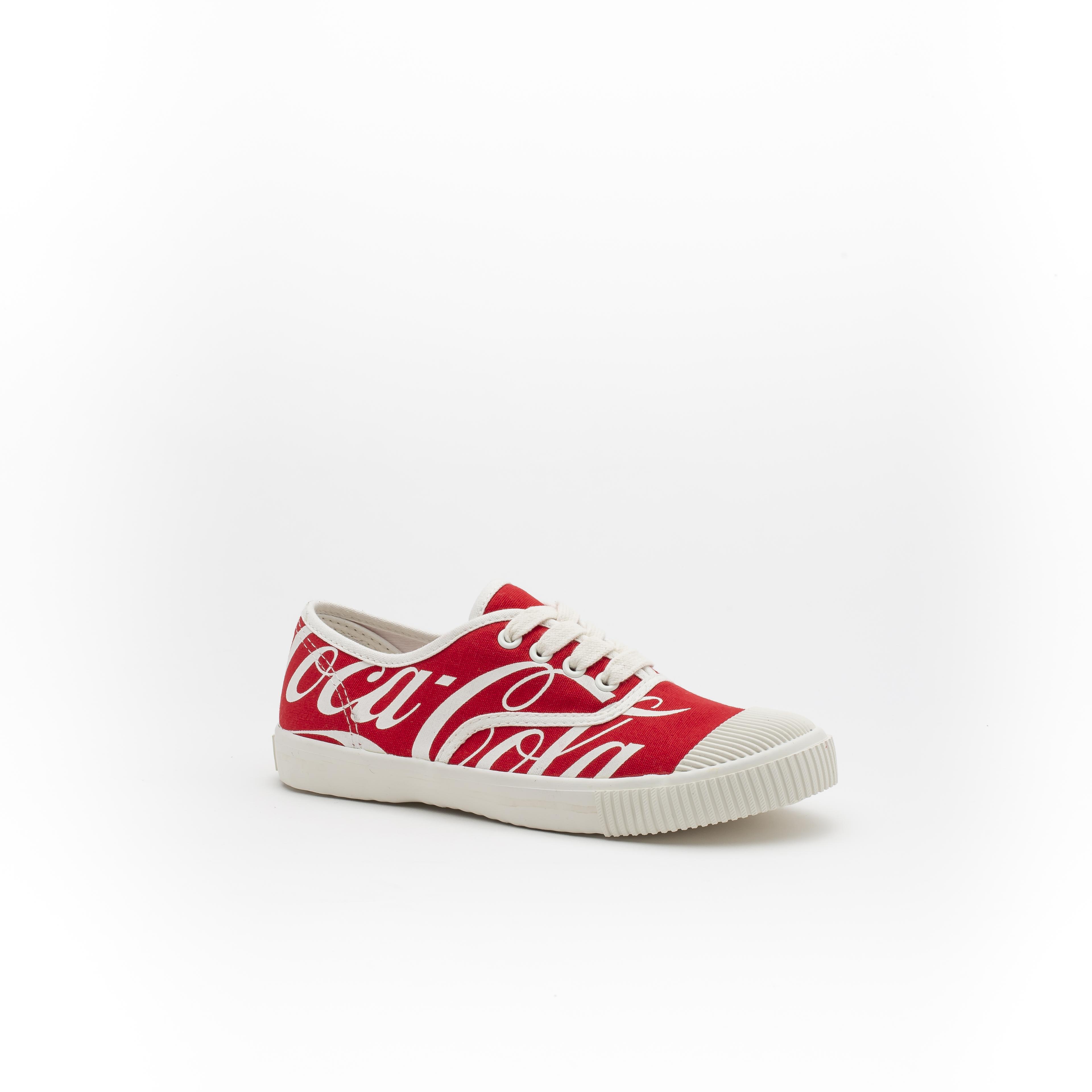 6b2d197f8b Take A Peek At The Totally 🔥🔥🔥 Bata x Coca-Cola Sneaker ...