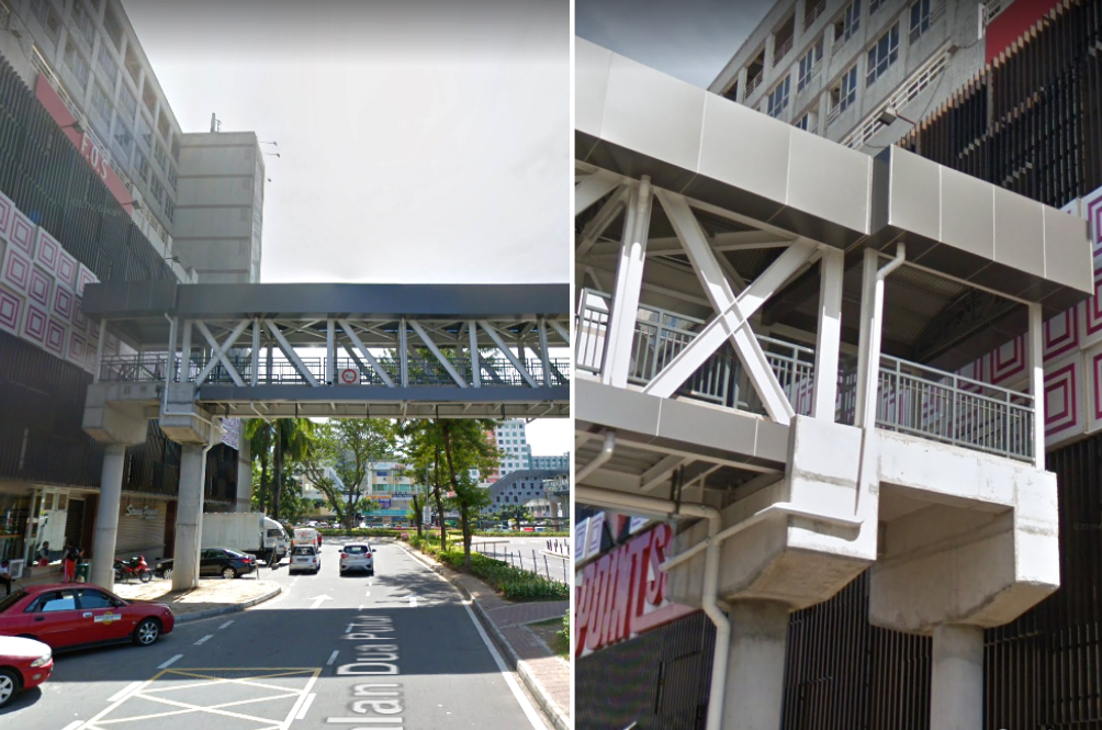 This Skybridge In Sabah Costs RM64mil To Build, And It Features A Pathway That Leads To Nowhere