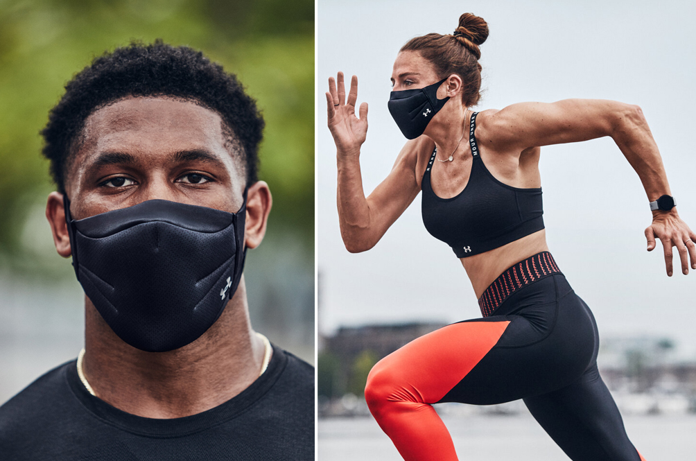The Much-Hyped, Super High-Tech Under Armour Sports Mask Is Finally Available In Malaysia