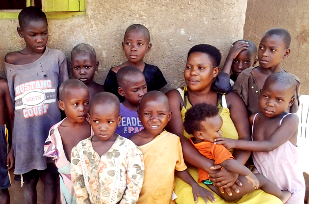 Meet The Woman Who Has Given Birth To 44 Children (!!)
