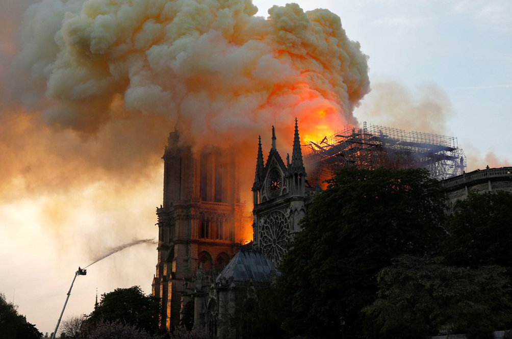Notre-Dame Cathedral Fire: Everything You Need To Know