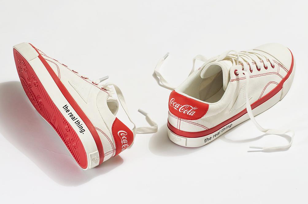 Bata x Coca-Cola Sneaker Collection
