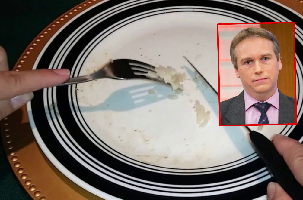 Former British Royal Family Butler Says Rice Should Be Eaten With A Fork And Knife, Not Hands