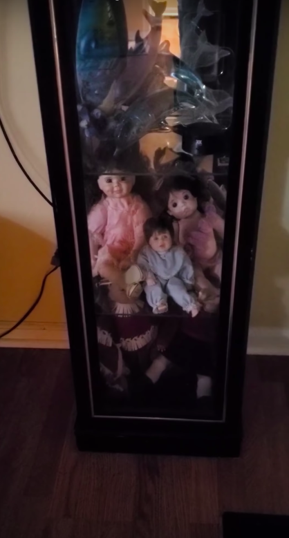 Just some harmless dolls, right?