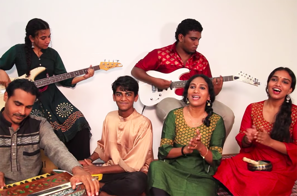 This Malaysian Family's Unique Hari Raya Song Will Help You Get Over Your Post-Raya Blues