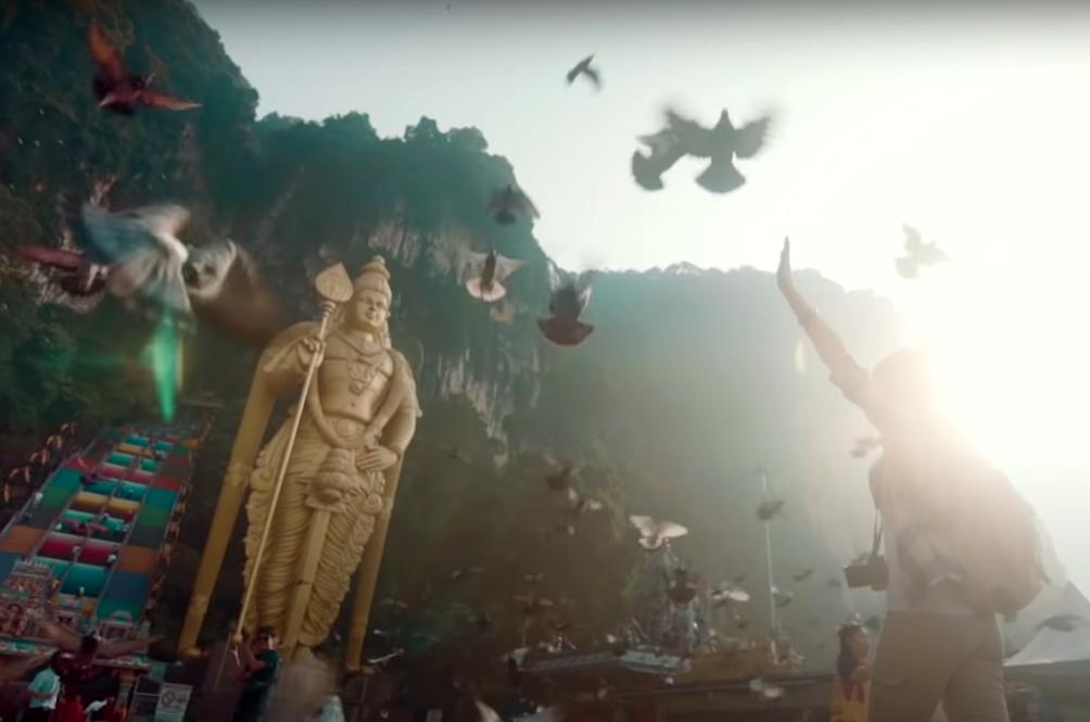 Tourism Malaysia's 'Breathtaking' Travel Video Wins International Award