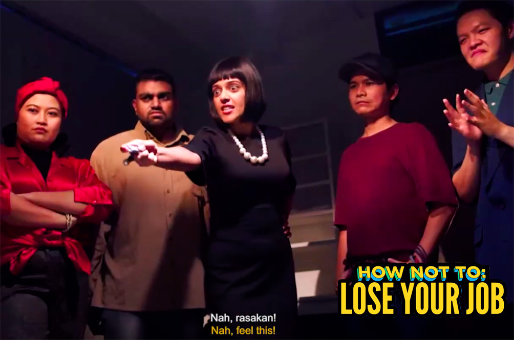 'How Not To Lose Your Job' Catch Up: Here's What You Missed From The First Three Episodes