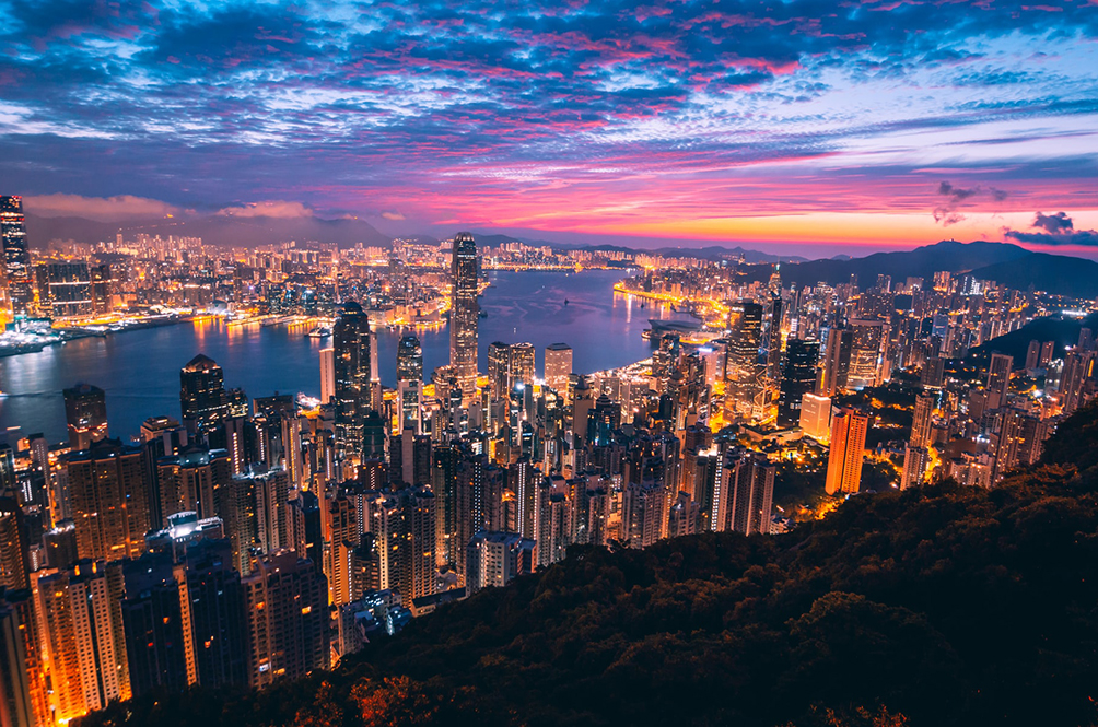 You Can Now 'Tour' Hong Kong With A Series Of Virtual Reality Videos