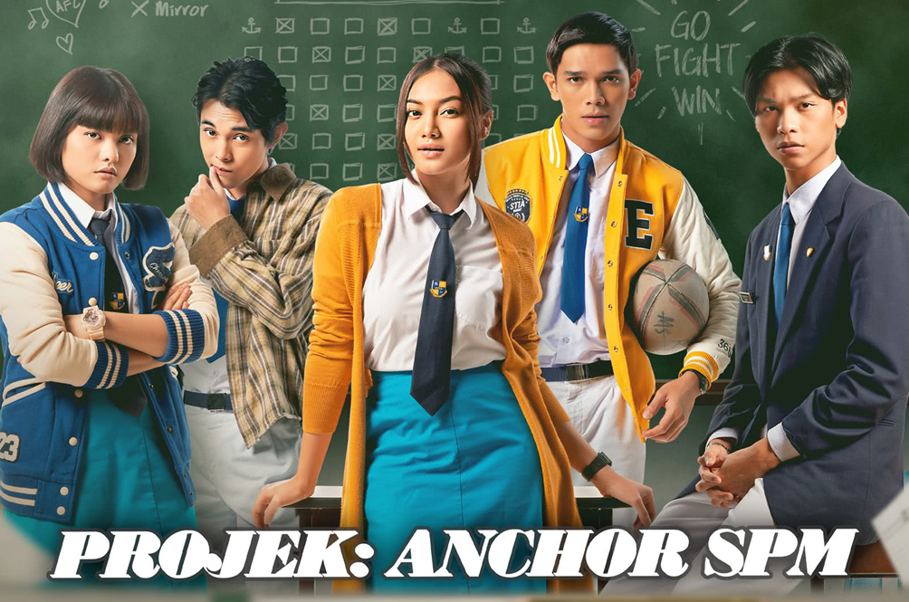 'It's Different And It's Fresh!': Netizens Gives Local Coming-Of-Age Series 'Projek: Anchor SPM' The Thumbs Up