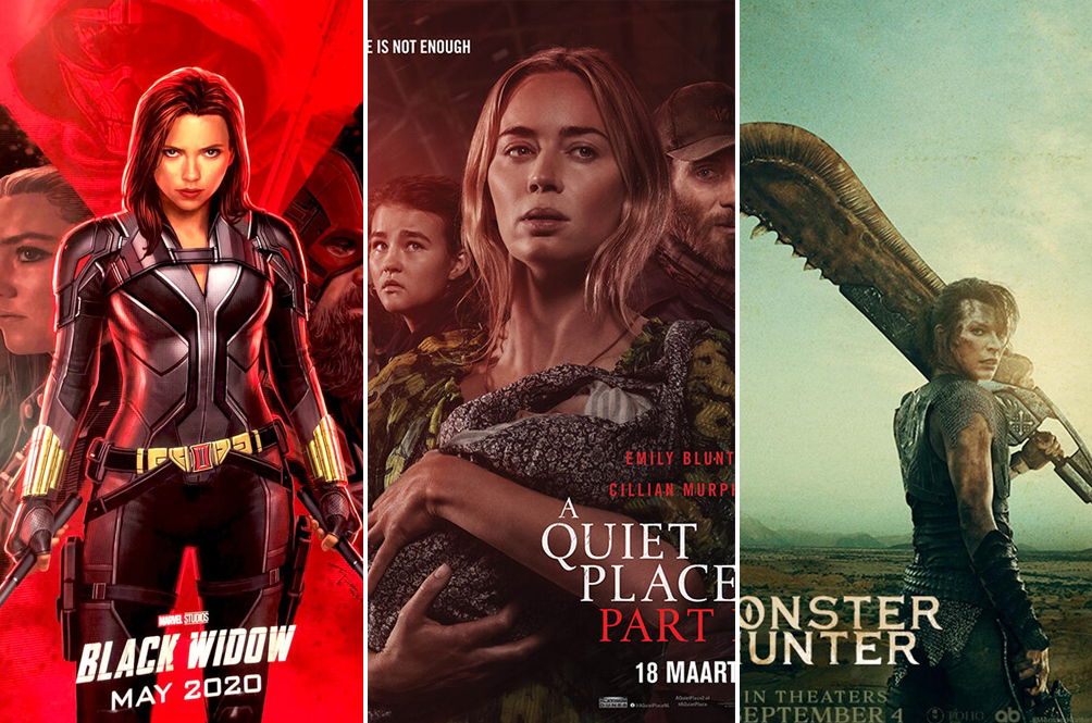 Girl Power: 6 Movies Starring Strong Female Leads That Are Coming Out This Year