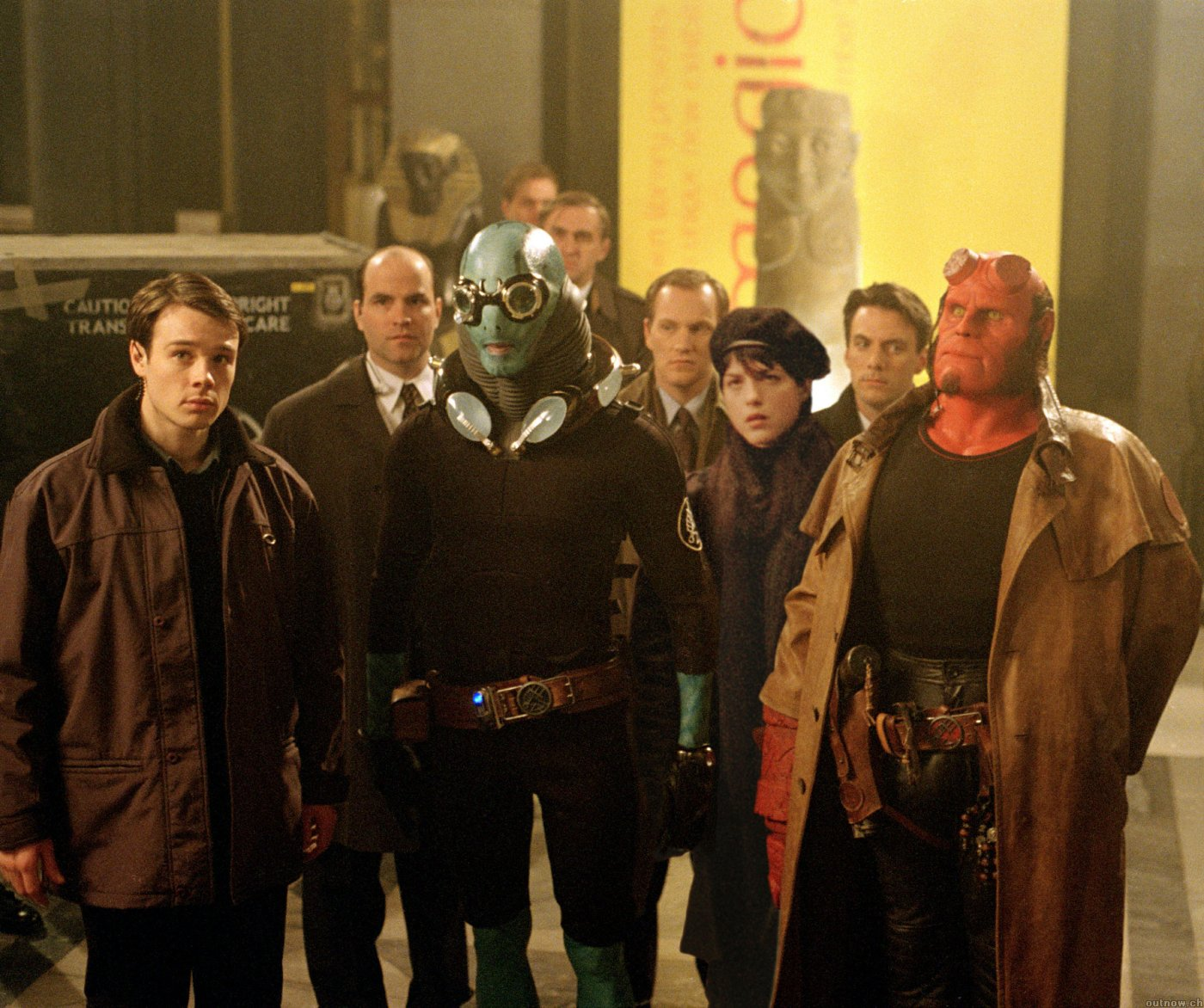 The A-Team of the 2004 movie.