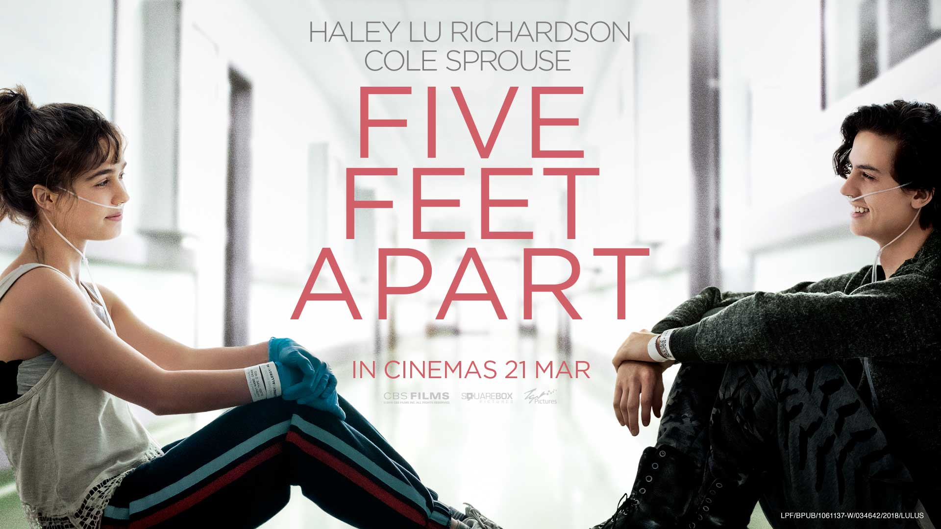Five Feet Apart' Is An Extremely Sad Love Story, And We