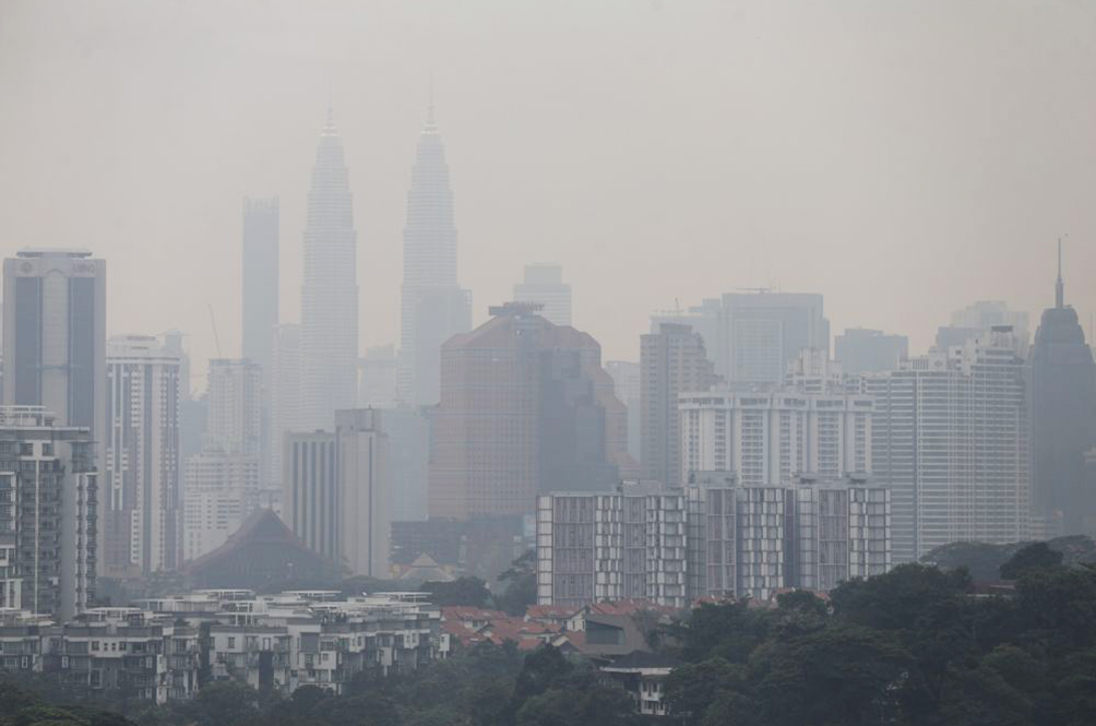 Government Bans All Forms Of Open Burning Due To Worsening Haze
