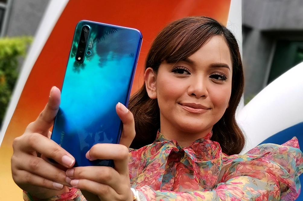 Fashionistas, The Stylish HUAWEI Nova 5T Is Your Perfect Accessory