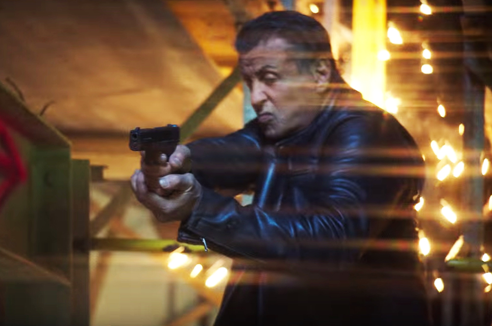 [CONTEST] Watch Sylvester Stallone Kick Some Butt In Action Movie 'Backtrace'