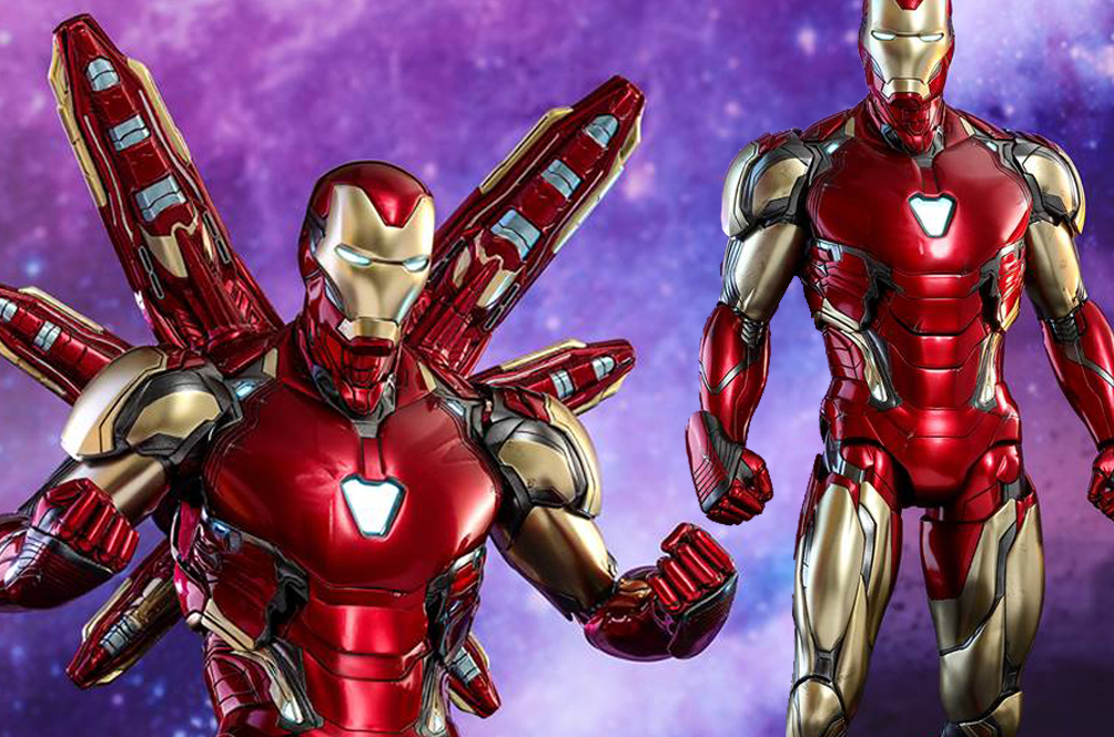 Here's Your Best Look At Iron Man's New Armour In 'Avengers: Endgame' | Entertainment | Rojak Daily