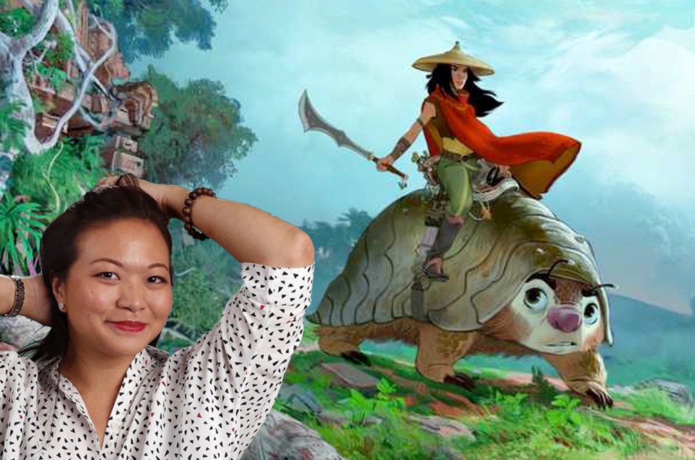 A Malaysian Is Writing Disney's Upcoming Animated Film 'Raya & The Last Dragon'