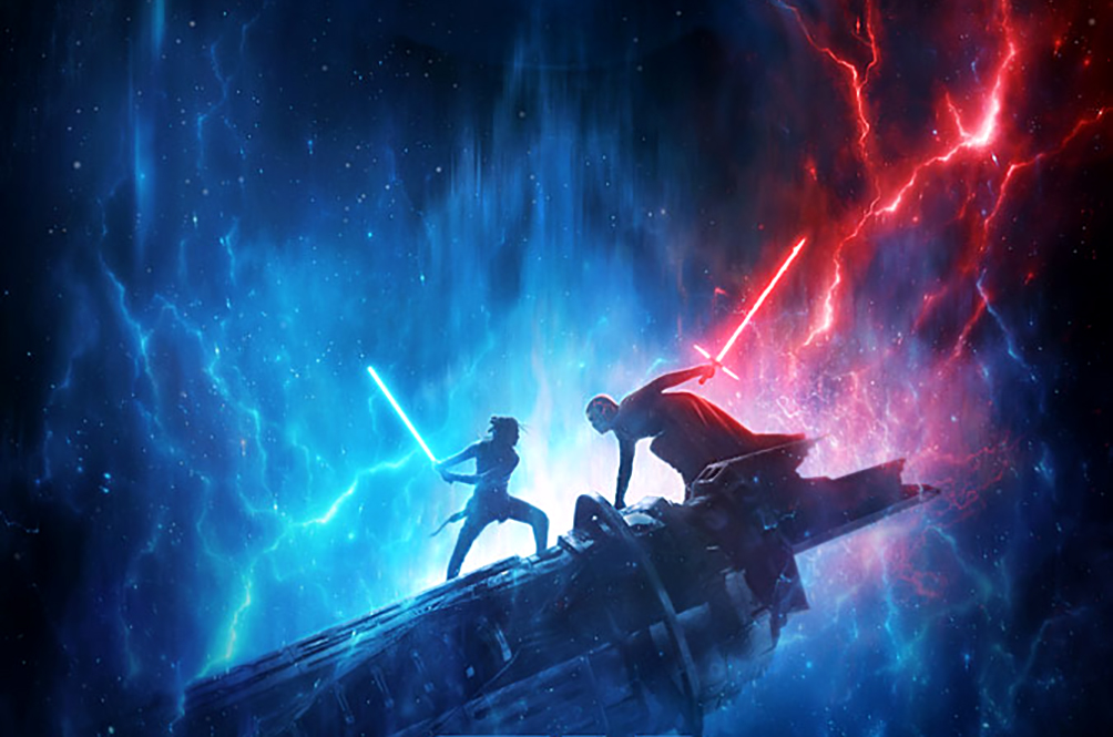 'Star Wars: The Rise of Skywalker' New Footage: Watch Here