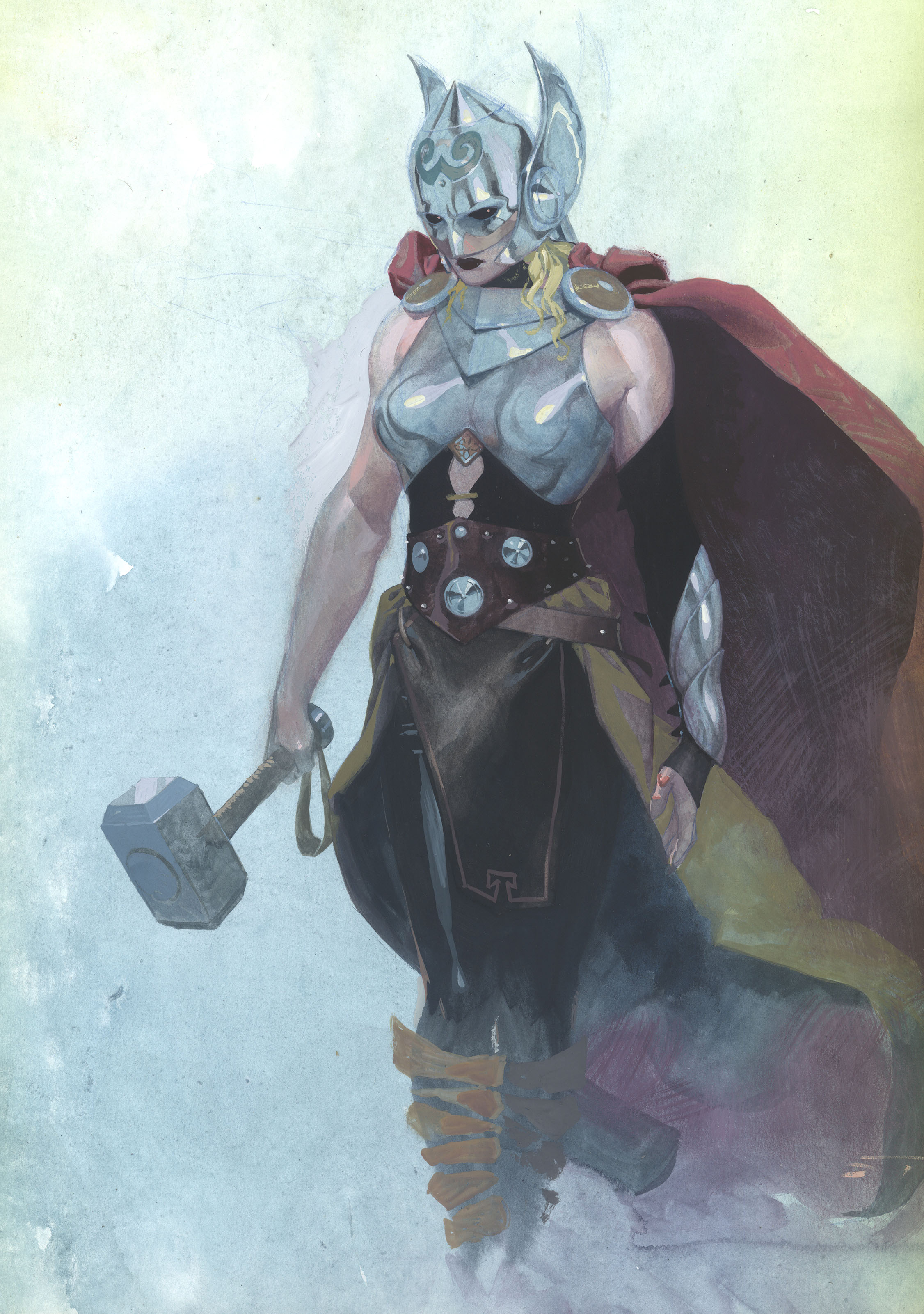 Meet the sexier Thor.