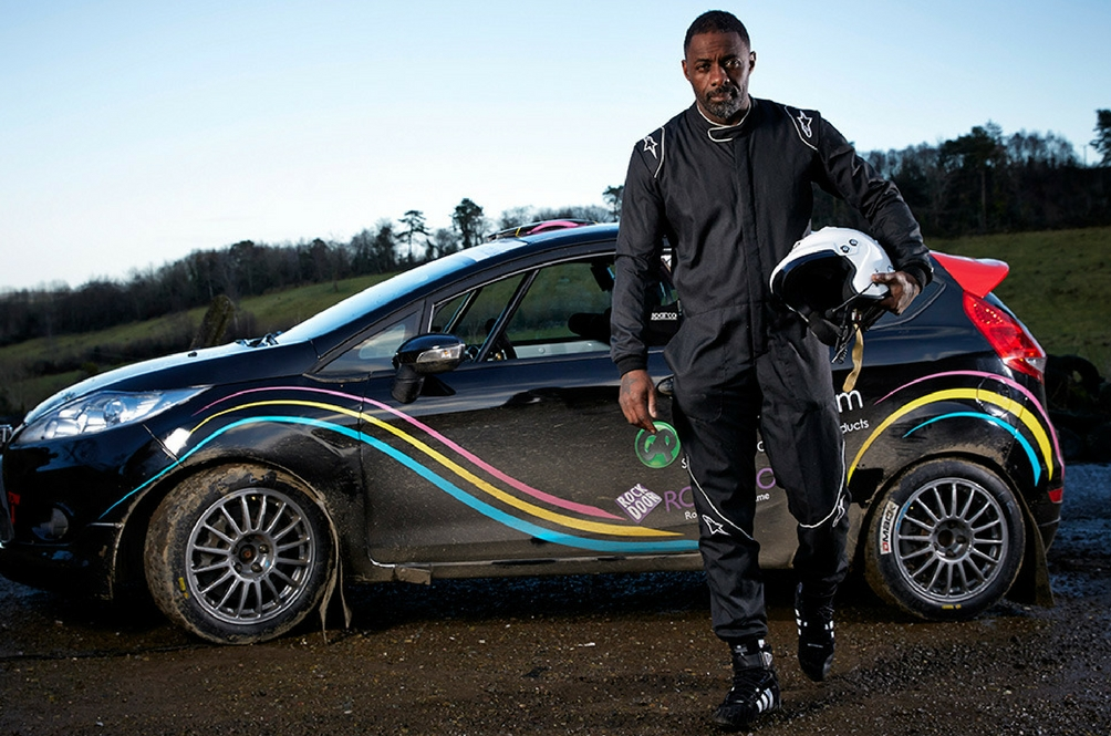 Idris Elba: The Speed Devil Unleashed