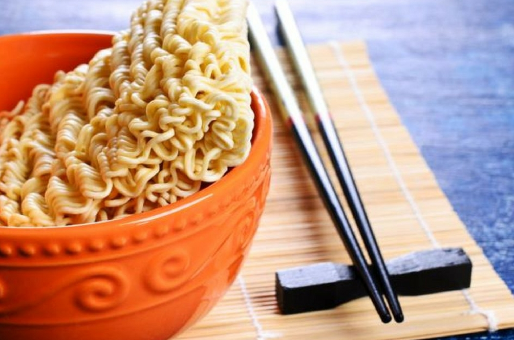 Ramen Noodles Has Become The King of Prison Currencies