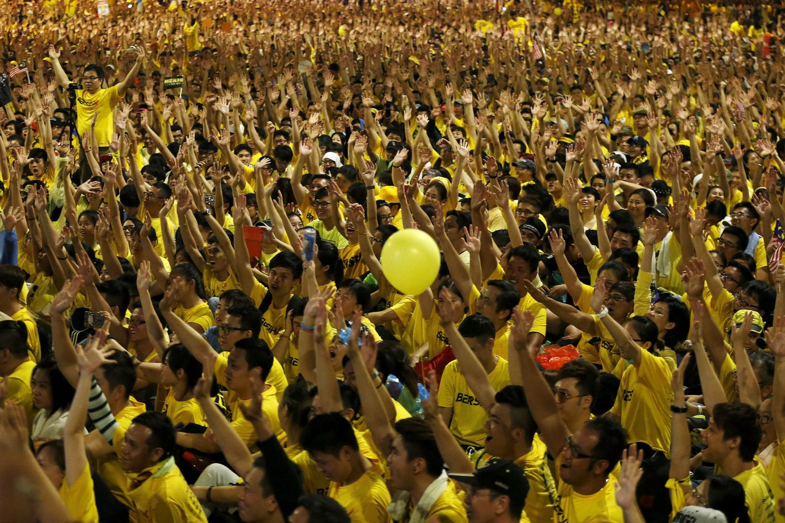 Bersih 5.0 on a Global Scale