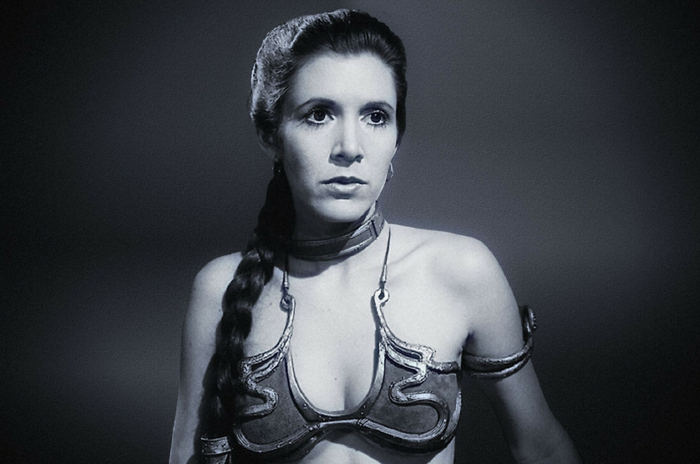 Carrie Fisher rare