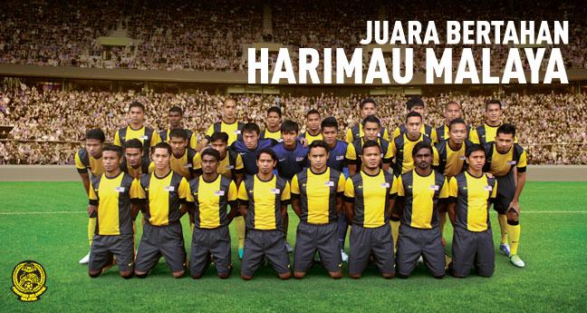 How Harimau Malaya  Came Roaring Back
