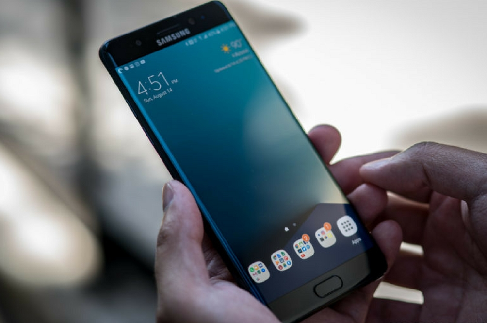 Samsung Galaxy Note7 US$17 Billion Fiasco