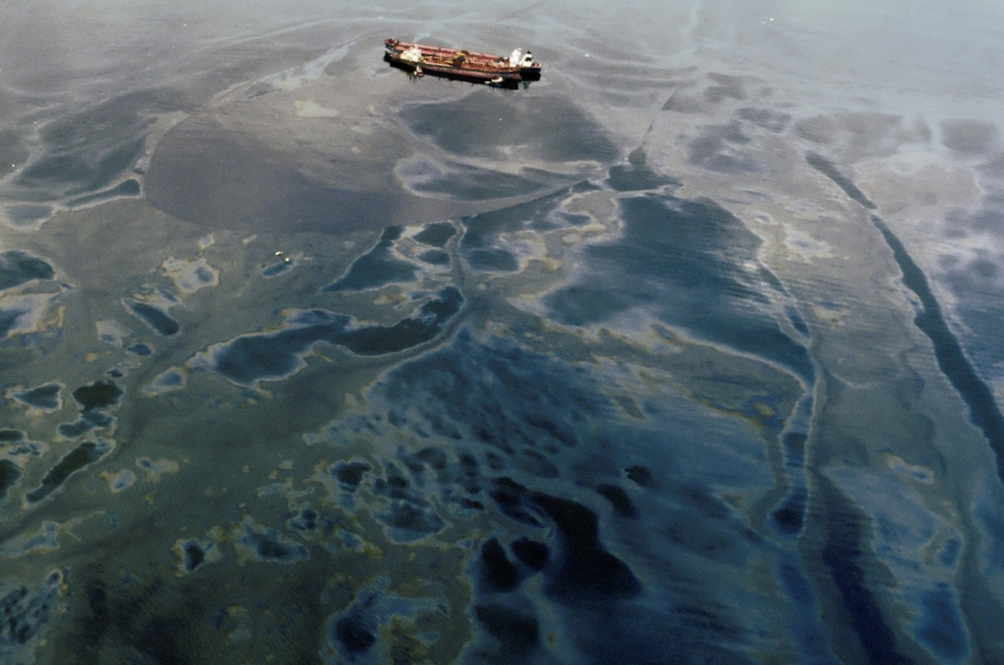 Two Ships Collided and 300 Tonnes of Oil Was Spilled