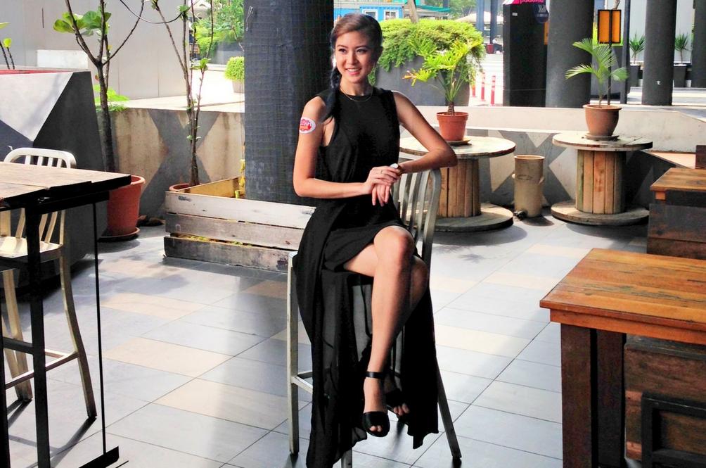 Elizabeth Tan Pernah Bercinta Dengan Jejaka Melayu