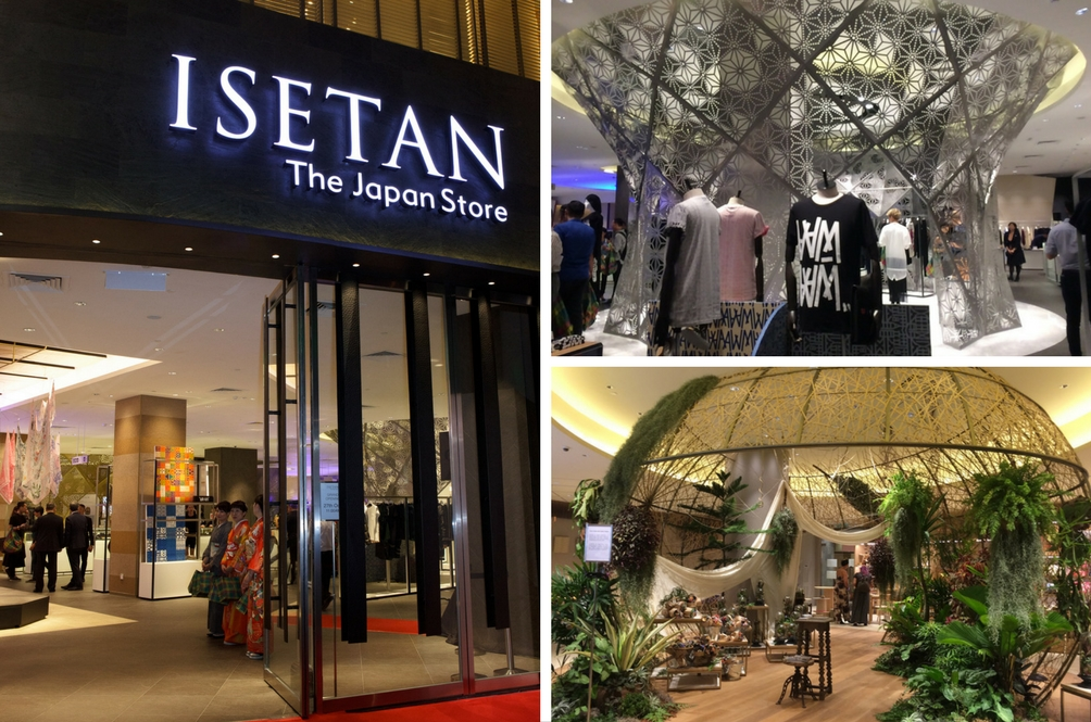Shopping at the Super Expensive Isetan the Japan Store: Something for Every Budget